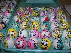 SpongeBob Squarepants Easter by Rene-L.deviantart.com on @deviantART