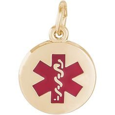 Rembrandt Charms Paramedic Charm