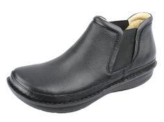 Alegria Men's Lewiston Black Tumbled | Alegria Shoe Shop #AlegriaShoes #mensshoes #FREEshipping