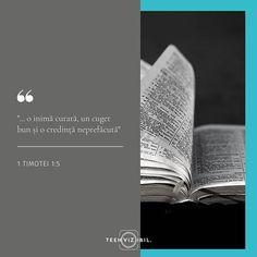 De prea multe ori simțim nevoia să purtăm o mască în fața altora să părem buni. Dar esența poruncii a trăirii autentice cu Dumnezeu este dragostea de El care vine dintr-o inima curată dintr-un cuget bun și dintr-o credință neprefăcută ne învață apostolul Pavel. Cu alte cuvinte pe Dumnezeu îl interesează ca preocuparea ta să fie trăirea reală a credinței nu demonstrarea ei în fața altora. Analizează-ți puțin atitudinea - mai este dorința inimii tale apropierea sinceră de Dumnezeu sau ai… Leo Zodiac Facts, Pisces Zodiac, Francis Chan, Stay Strong Quotes, Moise, New Beginning Quotes, Friendship Day Quotes, Beth Moore, Teen Quotes