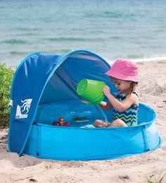 Beach Pool Pack 'n' Play