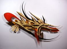 Victor Malagon is a great artist who has been giving a lot of artist their shine and props along with an opportunity to reach a much larger audience. Graffiti Wildstyle, Graffiti Artwork, Found Art, Northern California, Great Artists, Interior Styling, Art Drawings, Art Projects, Street Art