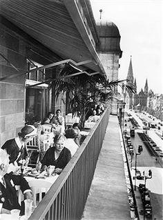Berlin 1932 KaDeWe in der Tauentzienstrasse