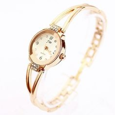 New 2014 Fashion Montre Femme Quartz Reloj Mujer Gold Luxury brand Jelly  Women Rhinestone Watches Free