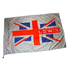FLAG: Formula One 1 McLaren Mercedes F1 Team NEW! Lewis