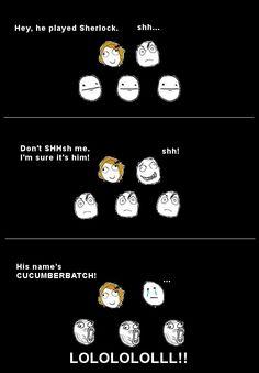 Cucumberbatch?! Really?! -.-'