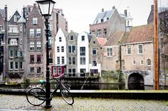 Things to do in Rotterdam: visit historic Delfshaven Amsterdam City, Amsterdam Travel, Rotterdam Architecture, Regions Of Europe, Excursion, Adventure Is Out There, European Travel, Places To See, Travel Inspiration