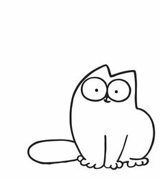 simon's cat | Simons Cat Gif by ImHappyWithYou