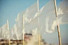 Aisle flags