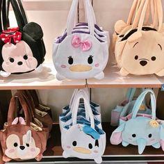 Sewing Bags Felt Ideas For 2019 Tsum Tsum Bag, Disney Tsum Tsum, Crochet Disney, Tsumtsum, Sewing Patterns For Kids, Cute Backpacks, Fabric Bags, Kids Bags, Cloth Bags