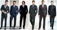 homens em roupas sociais - Pesquisa Google