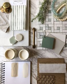 Mood Board Interior, Interior Design Boards, Interior Styling, Interior Design Color Schemes, Furniture Design, House Color Palettes, House Color Schemes, House Colors, Material Board