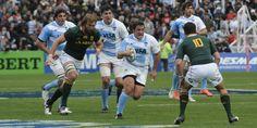 25/08/2012 Los Pumas consiguen en el Malvinas Argentinas un histórico empate 16 a 16 ante Sudáfrica en el debut como locales en el Rugby Championship (Ex Tres Naciones).