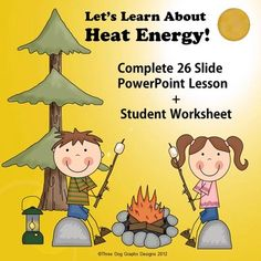 Bill nye, Heat energy and Worksheets on Pinterest