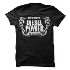 #automotive... Cool T-shirts  Diesel Power Shirt at (Cua-Tshirts)  Design Description: Diesel Power When The Turbo Spins The Bullsht Ends  If you don't fully love this Shirt, you'll SEARCH your favourite one via using search bar on the header....