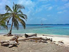 Isla Diablo, San Blas, Panamá