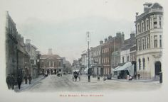 Old Postcard, High Wycombe | Flickr - Photo Sharing!