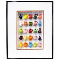 Image of Pitchers & Vases Shadowbox by Carlos Silva
