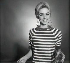 Took it as a huge compliment when a co-worker told me I reminded her of Edie Sedgwick.  While I may not necessarily admire her for decisions she made leading to hear early passing, she had great style.
