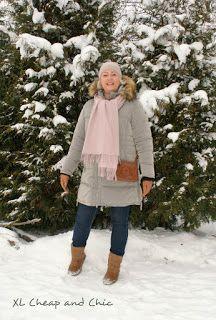 XL Cheap & Chic: Talvivaatetusta - Winter clothes...