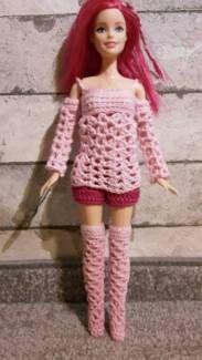Barbie-Kleidung