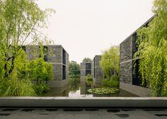 The Xixi Wetland Estate in Hangzhou, China / by David Chipperfield