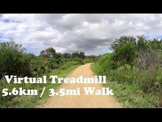 Virtual Treadmill Walk 5.6km / 3.5mi @ 5.9kph / 3.6mph - Puckeys Estate ...