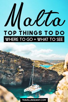 The very best Malta itinerary, with useful tips from a local expert! Discover what to do in Malta, Gozo and Comino: diving, fun, good food, awesome beaches and more! Are you ready for your 4 days in Malta? | #Malta #Maltaisland