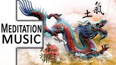 Meditation Music with Hang ● Earth Dragon ● for Relaxing, Active Meditat...