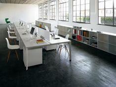 Fancy open plan office. #openplanoffice