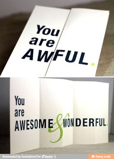 Awesome card / iFunny :)