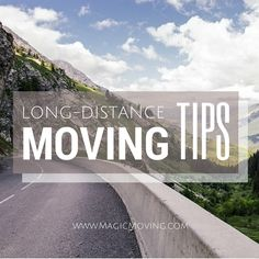 How to Plan a Long Distance Move #movingtips