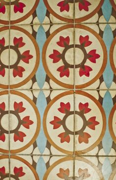 11RomeHotel Handmade tiles can be colour coordinated and customized re. shape, texture, pattern, etc. by ceramic design studios