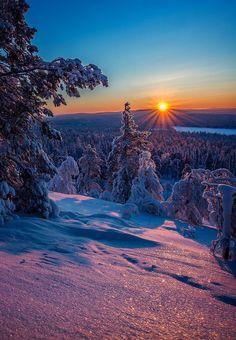 """coiour-my-world: """"anttu1974 ~ Lapland (Finland) """""""