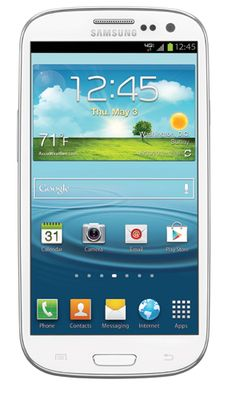 With state-of-the-art everything, the Samsung Galaxy S III edges out the Motorola Droid Razr Maxx as our top touch-screen smartphone for Verizon Wireless. [4.5 out of 5 stars, EC]