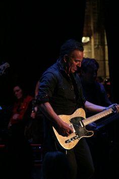 Bruce Springsteen, 2015.