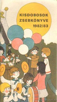 Kisdobosok zsebkönyve 1982-83
