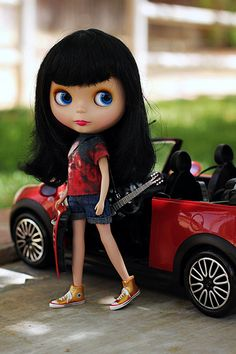 203/365+~+Blythe+a+day+May+23+~+Sweet+Ride!