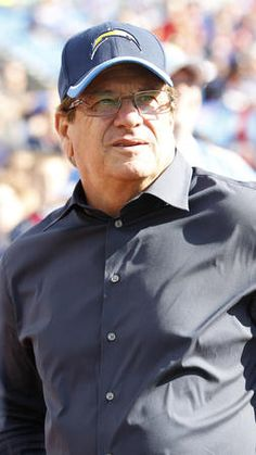 Dean Spanos   Chargers fight NFL move to LA.