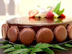 Entremet croustillant #qooq #dessert