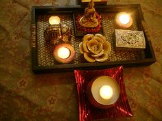 Diwali Decoration Ideas at my home: from my blog