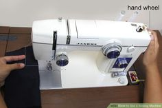 Image titled Use a Sewing Machine Step 27