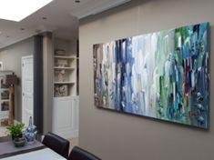 114 beste afbeeldingen van grote abstracte moderne schilderijen