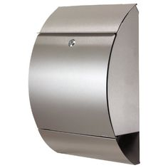 Zelsius® - Letter Box with Newspaper Holder, Stainless Steel, Wall Mounted Zelsius http://www.amazon.co.uk/dp/B001JFFAZK/ref=cm_sw_r_pi_dp_MVr6ub057W0SP