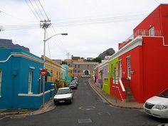 bo-kaap houses in cape town