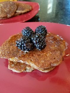 Buttermilk Pancakes (AIP/Paleo, Vegan)