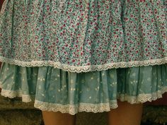 Gunne Sax by Violet Folklore, via Flickr