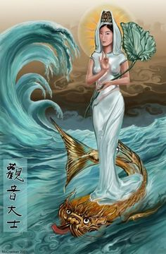 goddess of mercy - Google Search