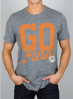 Junk Food Clothing - NFL Miami Dolphins Tee - NFL - Collections - Mens from Junk Food Clothing