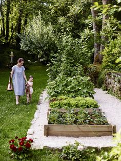 secret garden backyard ideas The Cook's Atelier Potager and Kitchen Garden — The Cook's Atelier Potager Garden, Herb Garden, Bonsai Garden, Garden Cottage, Garden Beds, Garden Bed Layout, Culture D'herbes, The Secret Garden, Vegetable Garden Design